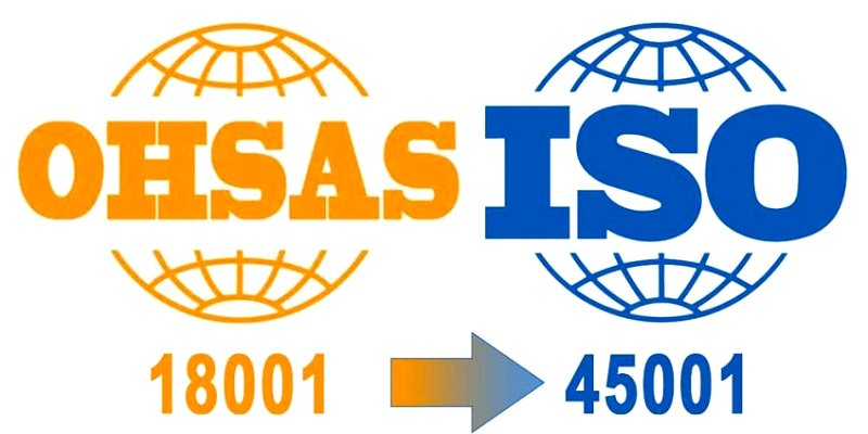 Migration to ISO 45001 Extended